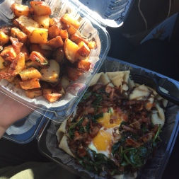 Cafe Solar - Organic foods // was so delicious!!!!
